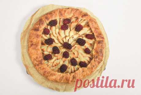 Осенняя галета, пошаговый рецепт с фотографиями – французская кухня: выпечка и десерты. «Еда»