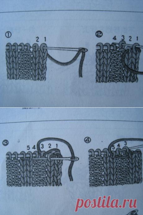 Вязание на спицах снуд капюшон