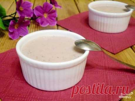 Smuz with porridge - the step-by-step recipe from a photo on Повар.ру