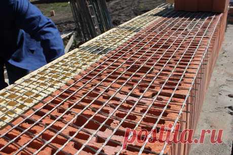 Сетка кладочная базальтовая БЕНСТЕН К 50/50-25 (100) | Купить базальтовую кладочную сетку Минске