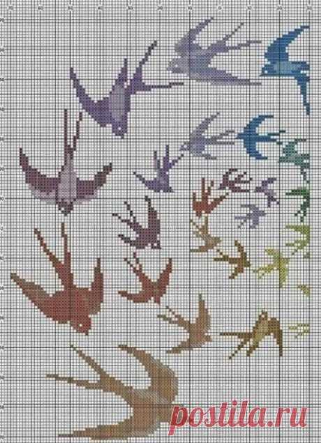 Роскошные птицы от кутюр на вашей кофте | СТИЛЬ МОДА ТРЕНДЫ | Яндекс Дзен