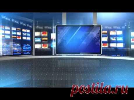television set design newsroom