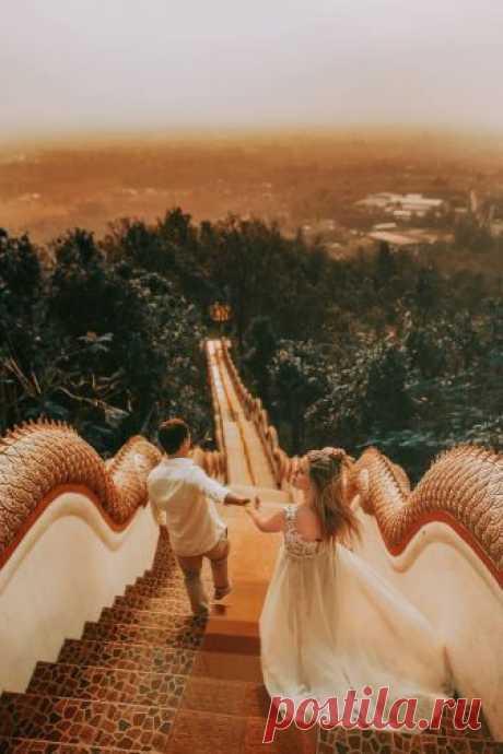 Какая красота! ТОП 30 самых лучших свадебных фотографий мира