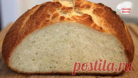 Хлеб на кефире за 5 минут – пошаговый рецепт с фотографиями