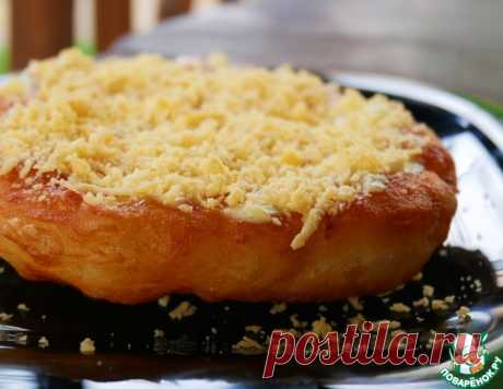 Лангош – кулинарный рецепт