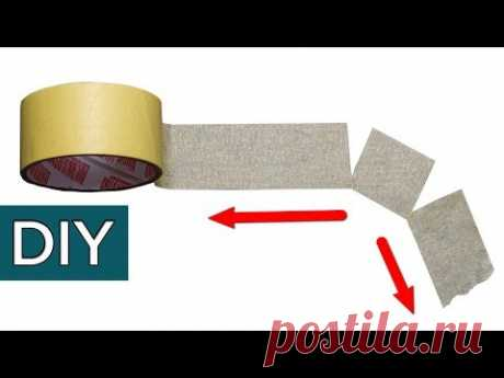 About which you could not know 30 surprising SECRETS of a painting tape. #Стройхак
