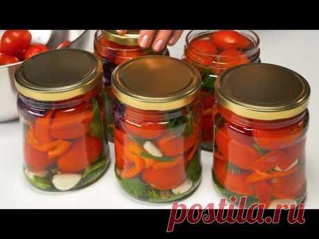 Маринованные помидоры на зиму | Рекомендательная система Пульс Mail.ru