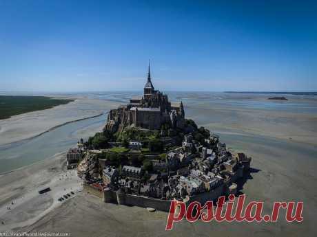 Прекрасные замки Франции — Все о туризме и отдыхе