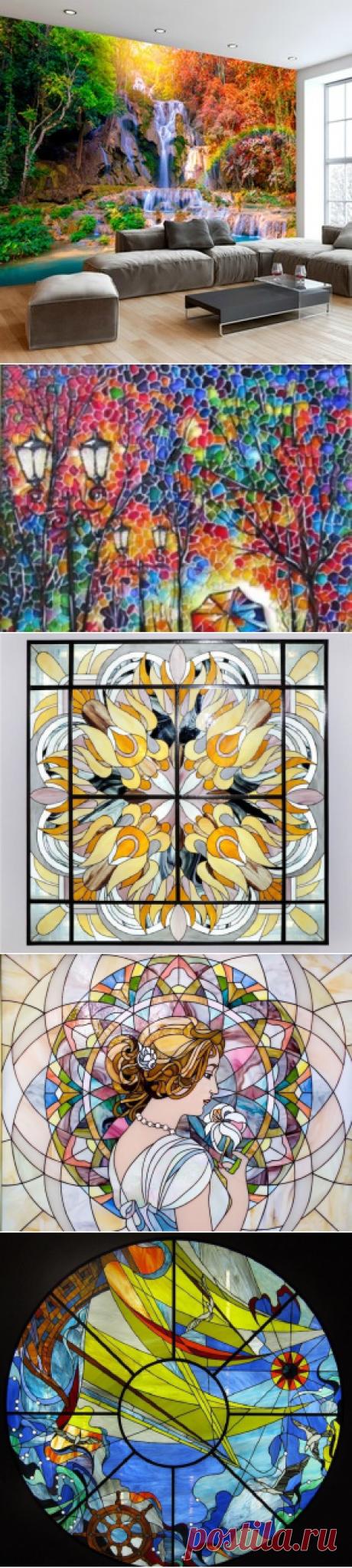 Трафареты и пленка для витражей: цветы, бабочек, картинки, детские, с рисунком (86 фото) — Этотдом