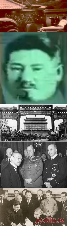 Рассекреченные архивы советской разведки: «Японский треугольник» (часть 1) | Знаете ли вы, что... | Яндекс Дзен