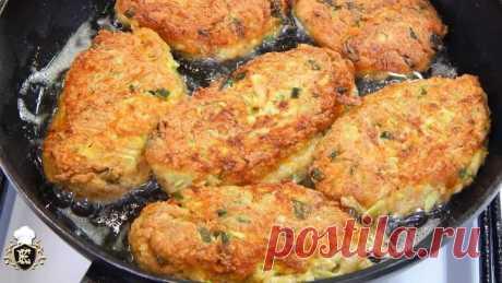 Что приготовить из кабачков? Овощные котлеты из кабачков,картошки и моркови.
