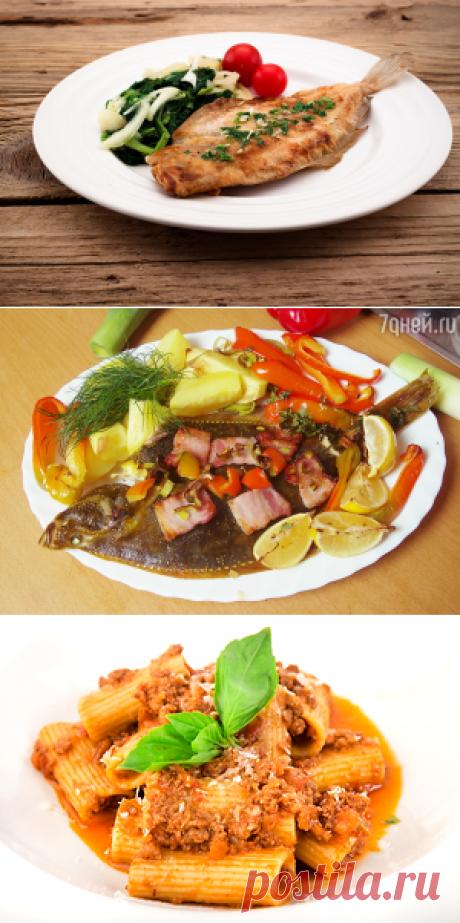Что приготовить из камбалы: 4 рецепта вкусных закусок и рыбного пирога - 7Дней.ру