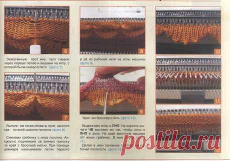 Вязание на машине | Записи в рубрике Вязание на машине | Дневник Belenaya