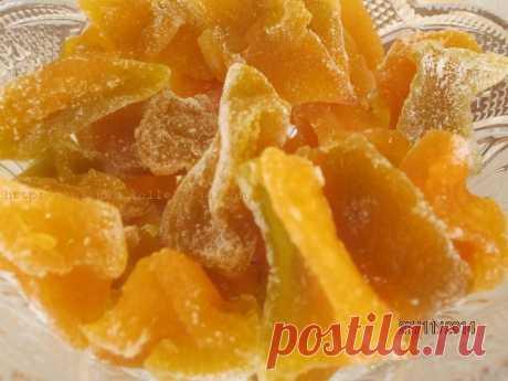 Как приготовить в духовкуе цукаты из тыквы от Надежды Филиной