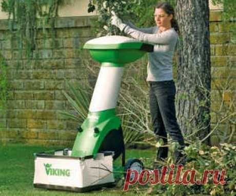 Как выбрать садовый измельчитель веток и травы: технические свойства электрических устройств, нюансы выбора