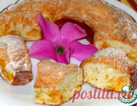 Мандариновый пирог – кулинарный рецепт