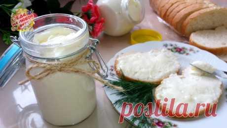 Плавленый сыр за 10 минут