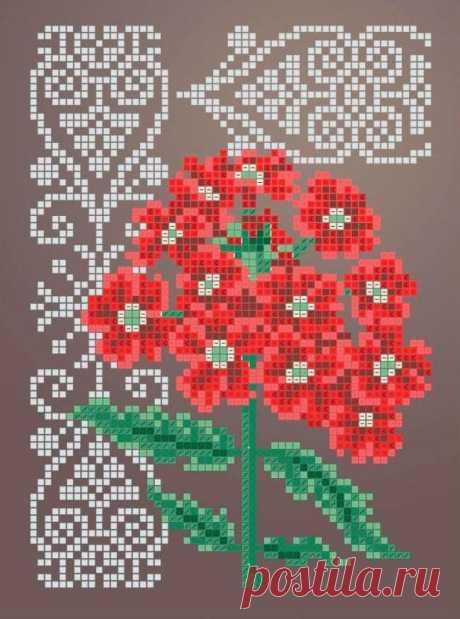 Схема для вышивки бисером Цветы «Зупа»™ «Вербена 2346» (A5) 15x18 (ЧВ-2346 (10)) Схемы вышивки бисером - это специальная ткань с рисунком для вышивания бисером. Схема для вышивания нанесена на ткань в виде цветных обозначений поверх изображения. В состав входят рисунок на ткани и инструкция по вышиванию. Бисер в состав не входит.