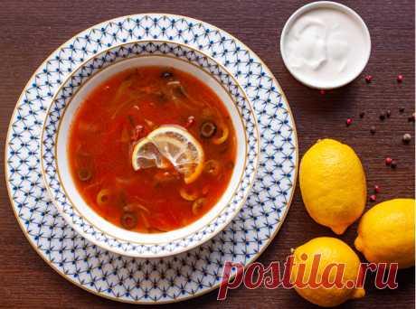 Солянка: история блюда и рецепт от шеф-повара