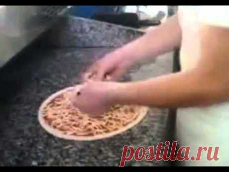 Как готовить пиццу