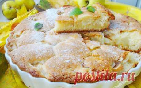 Очень вкусный пирог с грушами   Готовьте с нами
