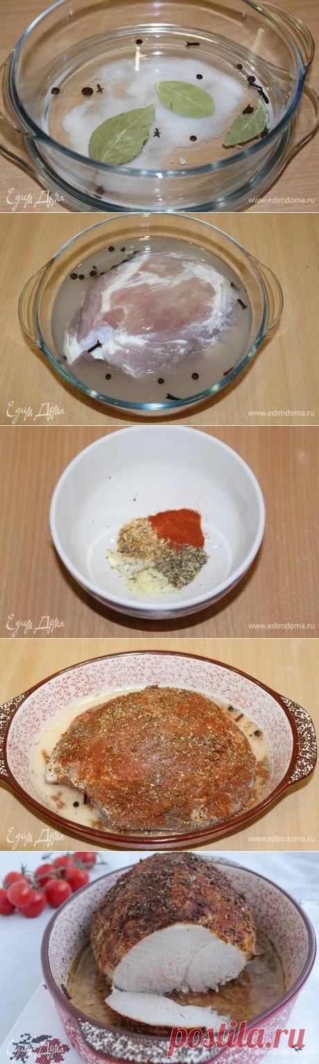 Буженина по-домашнему рецепт 👌 с фото пошаговый | Едим Дома кулинарные рецепты от Юлии Высоцкой