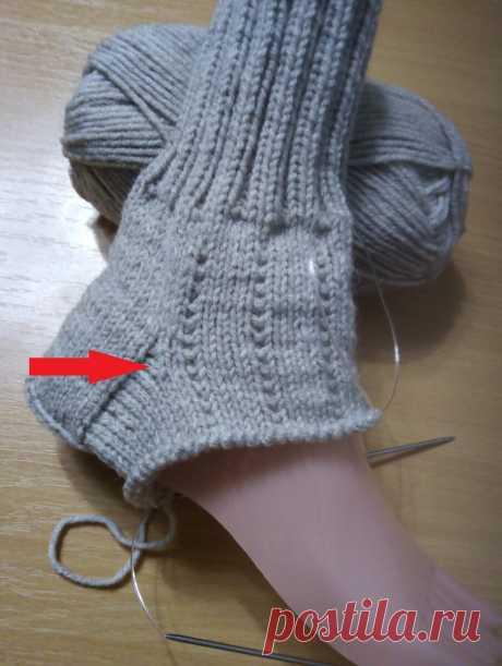 Связала мужу носки - вот что получилось | Не одна дома! | Яндекс Дзен