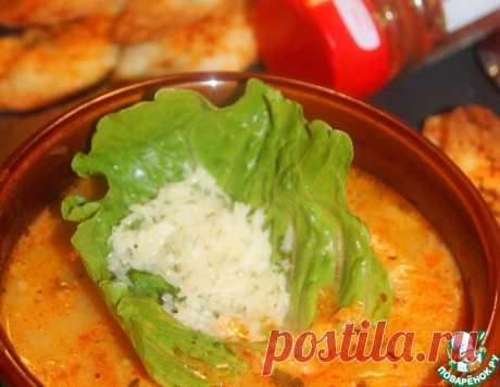 Тосканский суп с фаршем – кулинарный рецепт