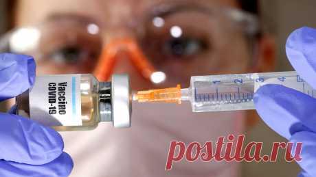28.10.20-В Британии назвали малоэффективными первые вакцины от COVID-19 - Газета.Ru | Новости
