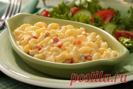 Готовим макароны с сыром по‑американски (Mac and cheese) < SweetSweetHome