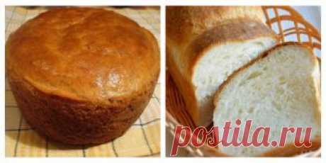 Самый простой рецепт домашнего хлеба. Готовится он очень легко, а получается такой вкусный!