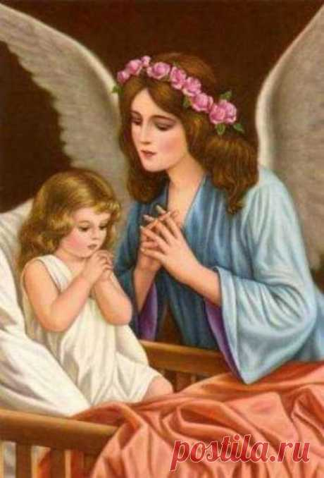 Молитвы перед сном на каждый день...