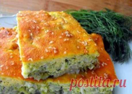 7 рецептов вкусных пирогов с капустой