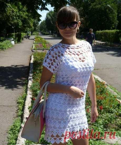 Белое платье | Клубок