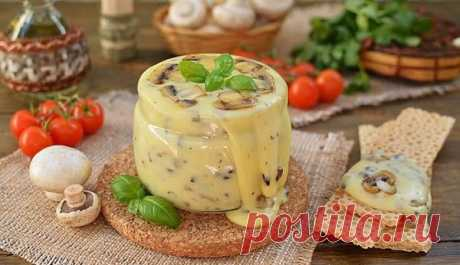 Вкуснейший домашний плавленый сыр, Хохланд отдыхает