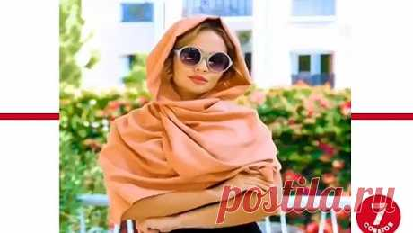 Варианты ношения платка с которыми любой образ будет прекрасен