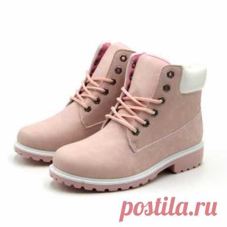 Популярные и очень красивые женские ботинки на осень и зиму | shopperali.ru