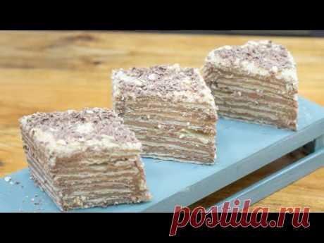 Армянский торт МИКАДО🎂. Классика жанра - Я - ТОРТодел!