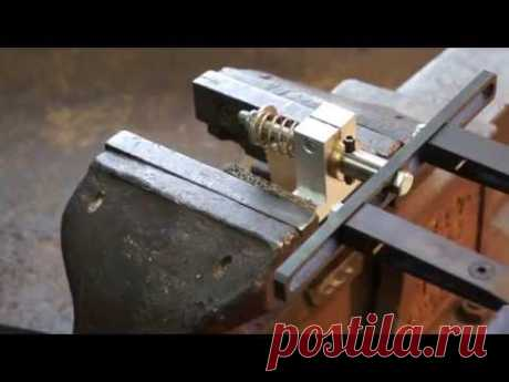 Точилка для ножей : механизм поворотный