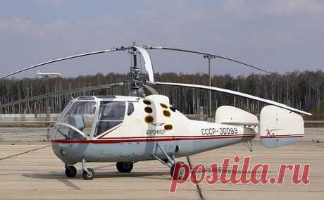 Ka-15 helicopter. Photo. History. Characteristics.