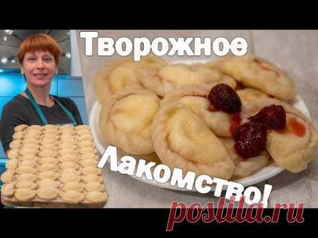 Вареники: дымящееся блюдо и холодная сметана, домашний уют, добрые руки бабушки