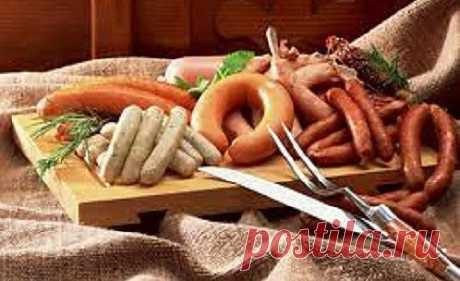 Как делать колбасу | Наш дом