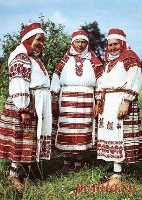 Белорусский костюм национальный (67 фото): народный, женский, для девочки