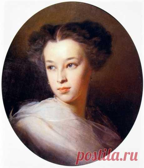 Наталья Александровна Пушкина.