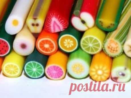Лучшие идеи сочного фруктового маникюра на лето