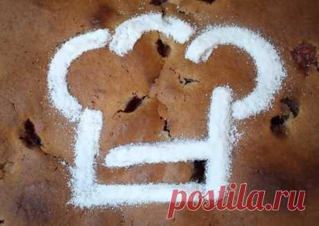 Кекс из ц/з муки с ягодами - пошаговый рецепт с фото. Автор рецепта Galina Sayfutdinova🌳 . - Cookpad