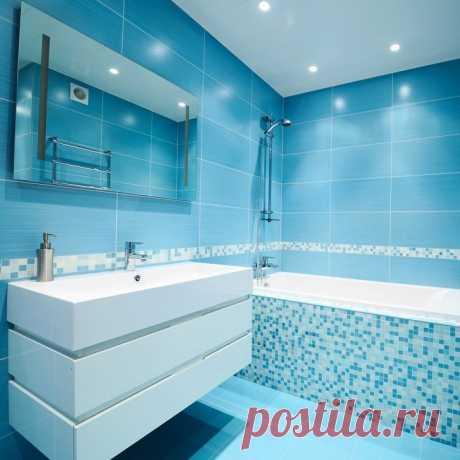 11 идей по отделке ванной комнаты плиткой | Роскошь и уют