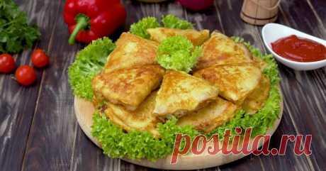 Как приготовить блинчики с мясом - Со Вкусом