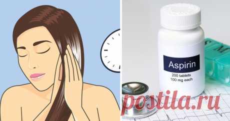 Использование аспирина — Делимся советами