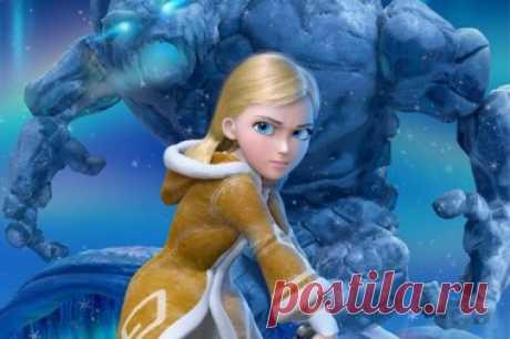 Российский мультфильм «Снежная королева 2» стал хитом в Европе